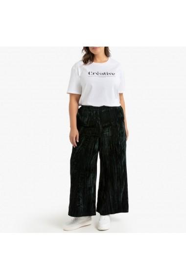 Pantaloni LA REDOUTE COLLECTIONS PLUS GGS265 verde