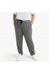 Pantaloni LA REDOUTE COLLECTIONS PLUS GGS267 gri