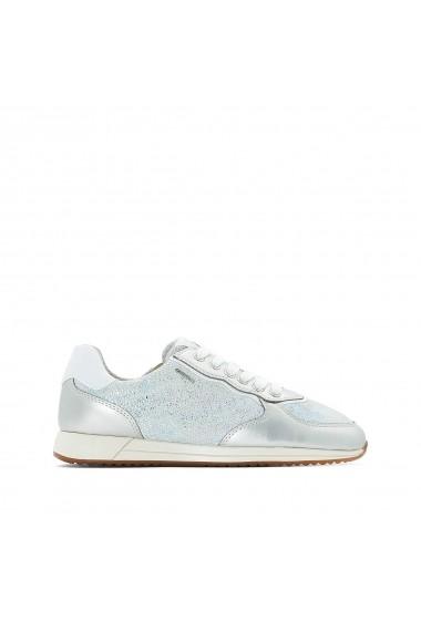 Pantofi sport GEOX GFD417 argintiu