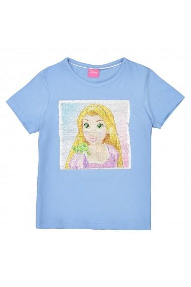 Tricou Disney Princess GEH748 albastru