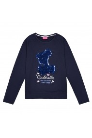 Bluza Disney Princess GEH751 negru