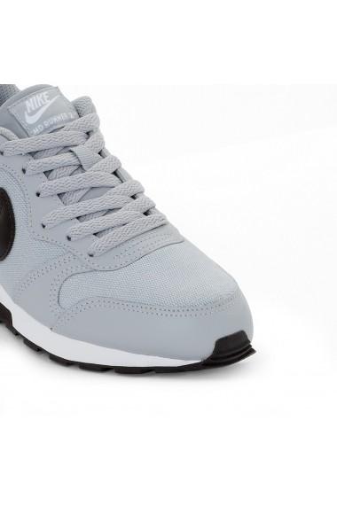 Pantofi sport NIKE GEO758 gri
