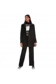 Palton DESIGUAL GGW469 negru