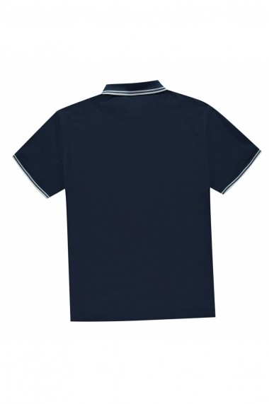 Tricou Polo Pierre Cardin MAS-54015222 Bleumarin - els