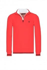 Bluza Jimmy Sanders 20W SM7008 Rosu