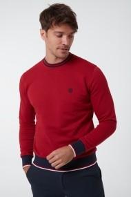 Bluza Jimmy Sanders 20W SM7010 Rosu