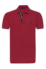 Tricou Polo Sir Raymond Tailor SI6506705 Rosu