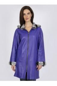 Jacheta din piele Sir Raymond Tailor SI4033296 mov
