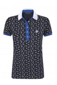 Tricou Polo Sir Raymond Tailor SI3911337 bleumarin