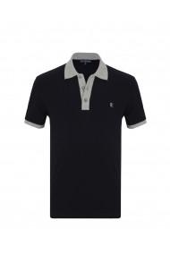 Tricou Polo Paul Parker PA177554 Bleumarin