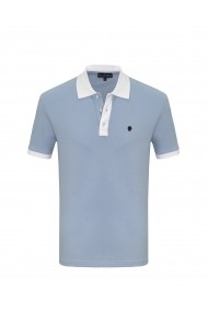 Tricou Polo Paul Parker PA530799 Albastru