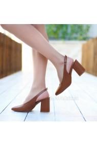Pantofi cu toc DELISIYIM Nandi Maro