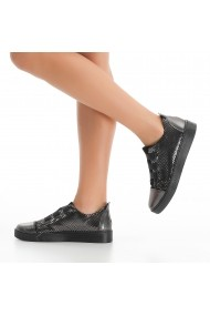 Pantofi sport casual DELISIYIM Orep Argintiu