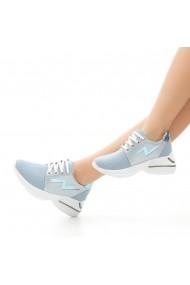 Pantofi sport casual DELISIYIM Deron Bleu