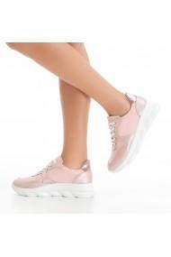Pantofi sport casual DELISIYIM Valsel Roz