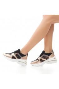 Pantofi sport casual DELISIYIM Ferus Auriu