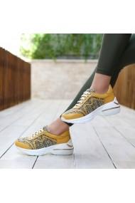 Pantofi sport casual DELISIYIM Dopi Print