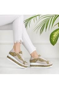 Pantofi sport casual DELISIYIM Santis Print