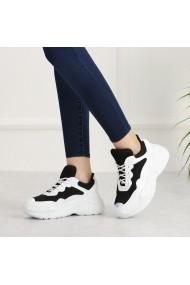 Pantofi sport casual DELISIYIM Velvigo Negru