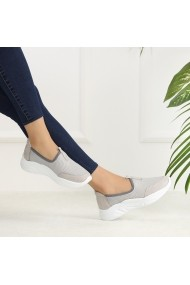 Pantofi sport casual DELISIYIM Vilsan Gri