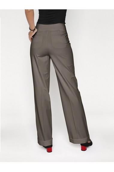 Pantaloni drepti mignona heine TIMELESS 143041 bej