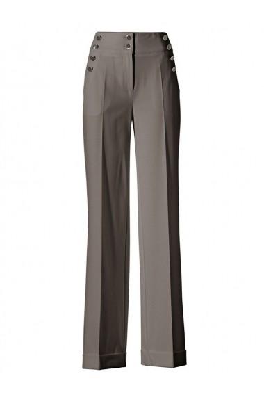 Pantaloni drepti heine TIMELESS 197734 bej