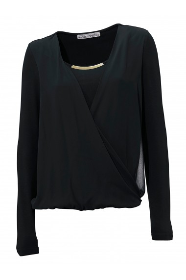 Bluza heine TIMELESS 020653 neagra - els