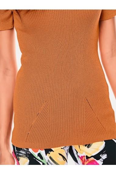 Bluza heine TIMELESS 008757 portocaliu - els