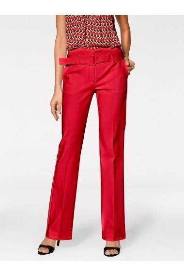 Pantaloni mignona heine TIMELESS 003028 rosu