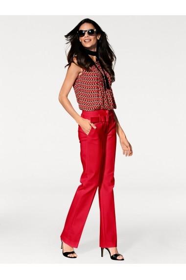 Pantaloni heine TIMELESS 003970 rosu