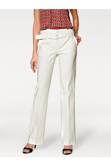 Pantaloni heine TIMELESS 004962 alb