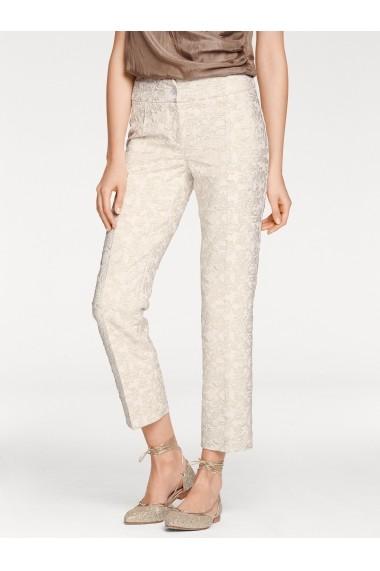 Pantaloni heine TIMELESS 007657 crem