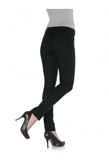 Pantaloni drepti heine TIMELESS 162054 negru