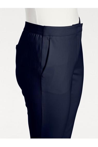 Pantaloni drepti heine TIMELESS 092342 albastru