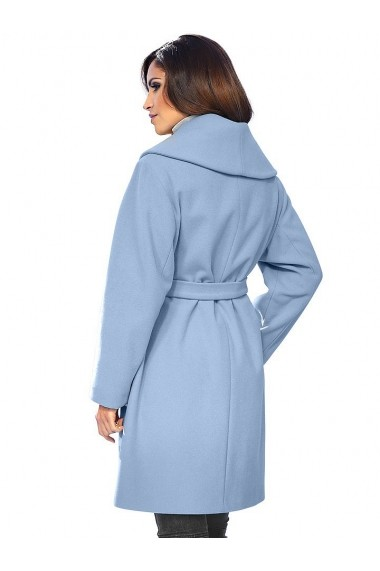 Palton heine TIMELESS 144741 albastru - els