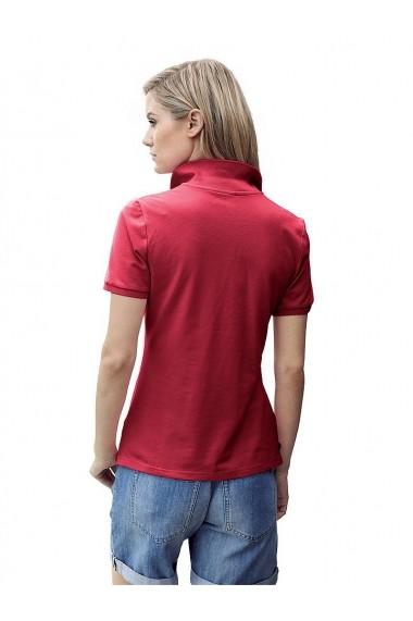 Tricou Polo heine CASUAL 129281 rosu