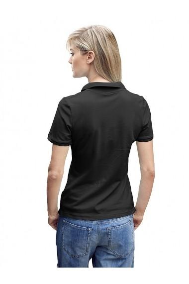 Tricou Polo heine CASUAL 129350 negru