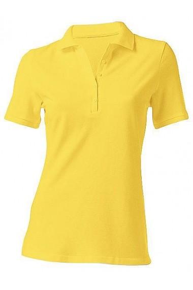 Tricou Polo heine CASUAL 129352 galben