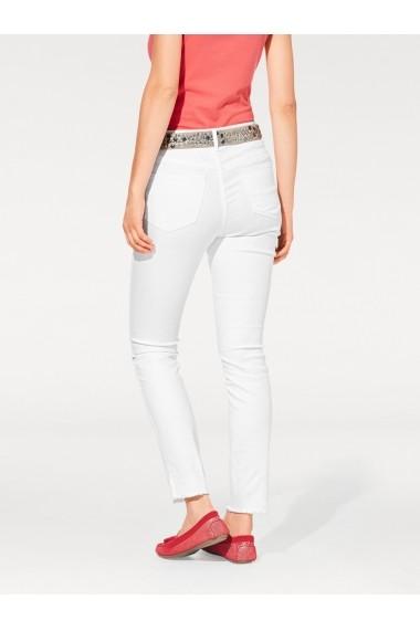 Jeans mignona 006803 heine CASUAL alb
