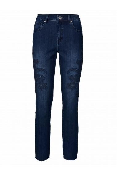 Jeansi slim mignona 012020 heine CASUAL albastru