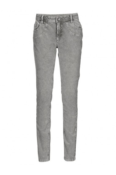 Pantaloni raiati mignona 181300 heine CASUAL gri