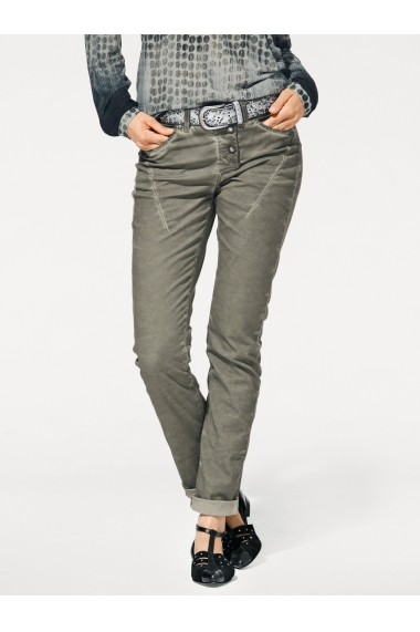 Pantaloni heine CASUAL 025195 verde