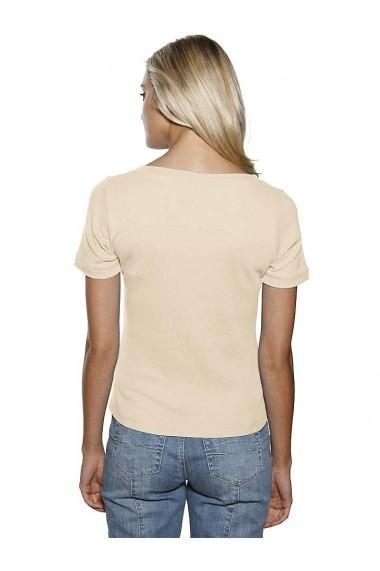 Tricou heine CASUAL 127220 bej