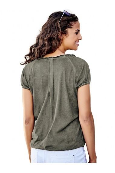 Bluza heine CASUAL 128758 verde