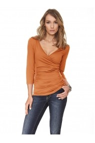 Bluza heine CASUAL 134878 portocalie