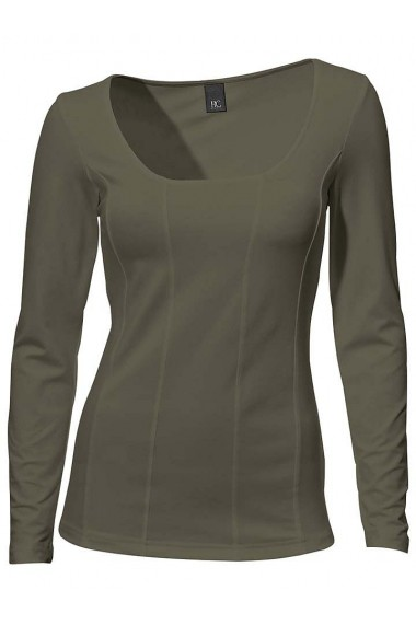 Bluza heine CASUAL 137278 verde