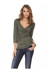 Bluza heine CASUAL 155460 verde - els