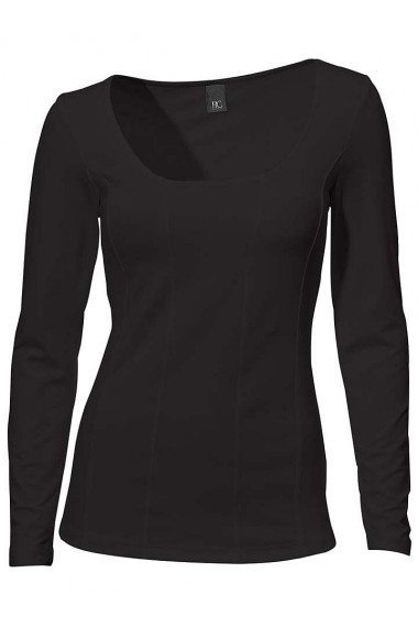 Bluza heine CASUAL 165392 neagra - els