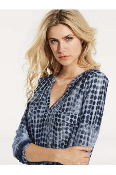 Bluza heine CASUAL 006361 albastru