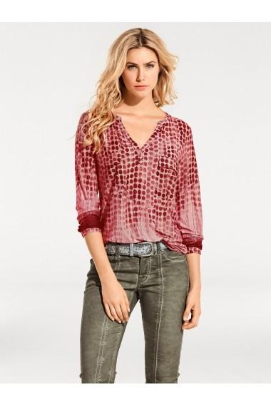 Bluza heine CASUAL 006842 roz